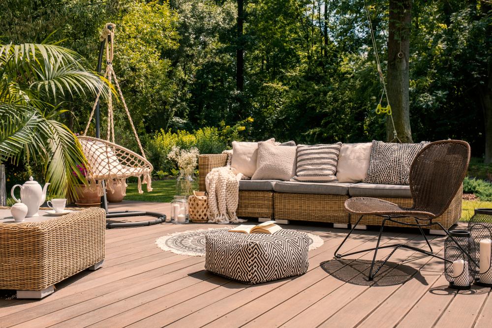 Gartenmöbel auflagen nach maß